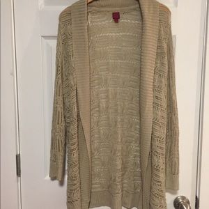 212 collection Long cardigan sweater XL